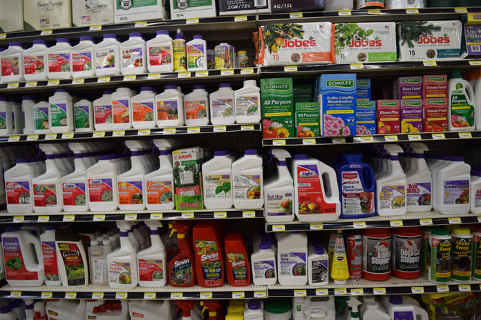 Insect Sprays & Plant Food