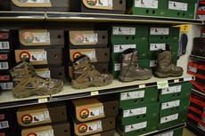 Irish Setter & Danner Hunting Boots