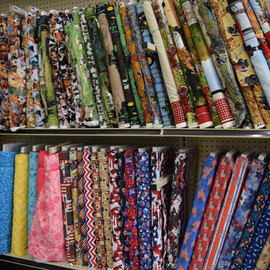 Themed Fabric