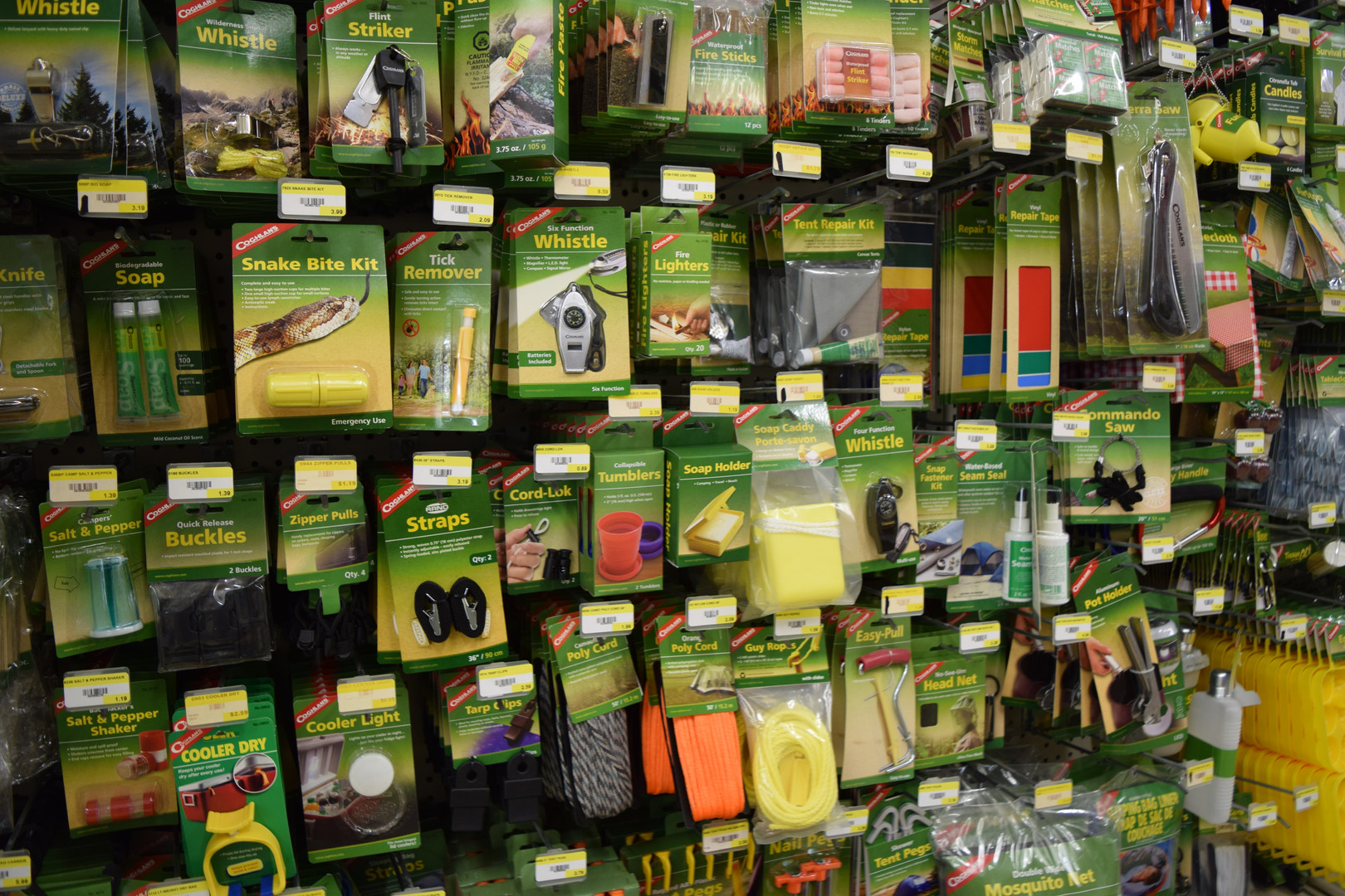 Coghlans Camping Supplies