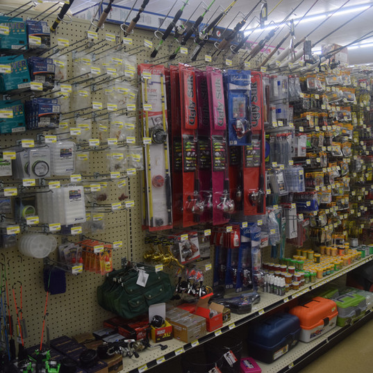 Fishing Supplies
