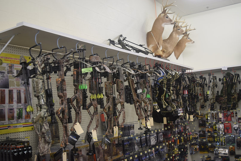 Crossbows & Archery Supplies
