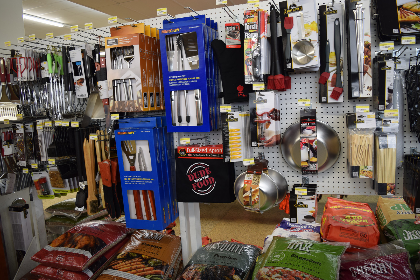 Grilling Supplies