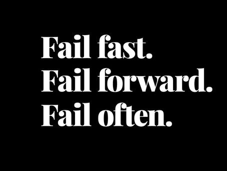 Why Students Should Learn How to Fail Forward