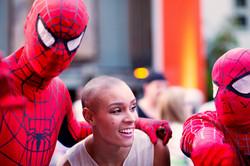 Born - Spider Man Twins