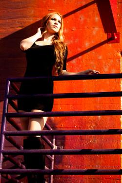 Kelsey Evenson Orange