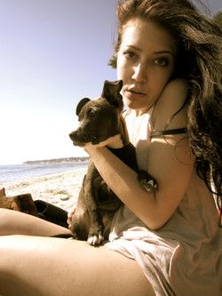 Alexia and Olive