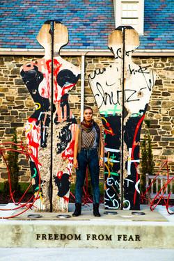 Born - FDR - Berlin Wall