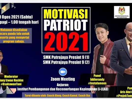 MOTIVASI PATRIOT 2021