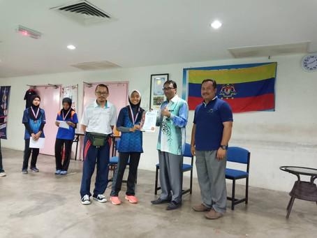 SMKPP9(2) JOHAN BEREGU DAN PERSEORANGAN KEJOHANAN PING PONG MSSWP 2019
