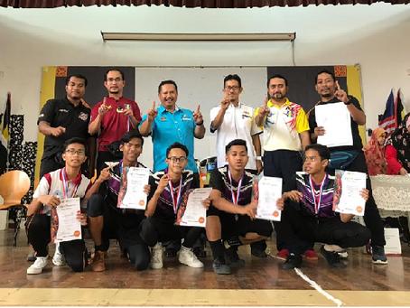 SMKPP 9(2) IBWS JOHAN SEPAK TAKRAW BAWAH 18 TAHUN MSSWPP 2019