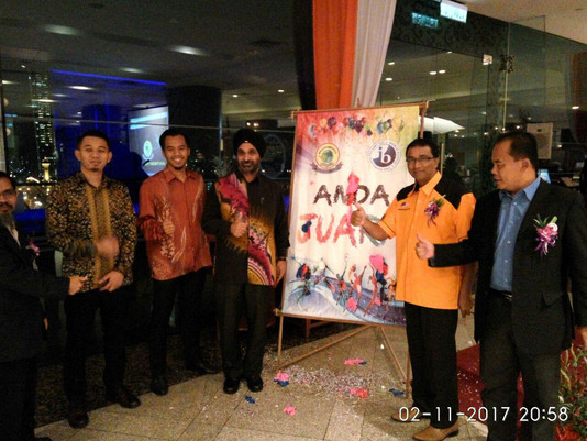 Majlis Anugerah Sukan & Kokurikulum 2017