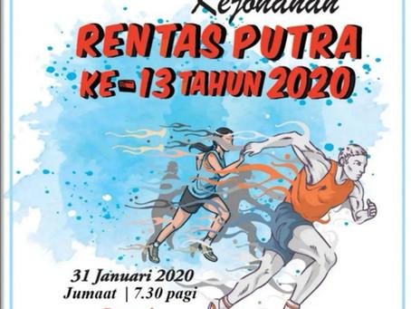 KEJOHANAN RENTAS PUTRA KE-13 TAHUN 2020