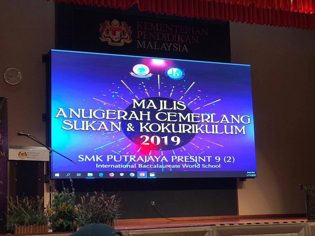 Majlis Anugerah Sukan & Koko