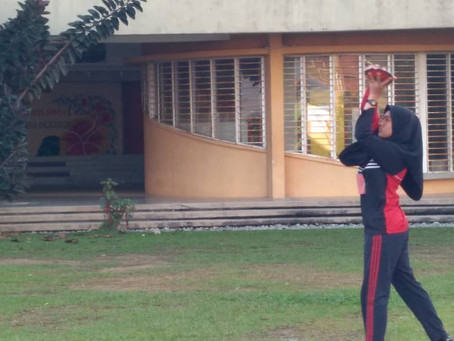 PRA TEMASYA SUKAN TAHUNAN SMK PUTRAJAYA PRESINT 9(2) 2019