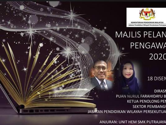 MAJLIS PELANTIKAN PENGAWAS SMKPP9(2)              SESI 2020/2021