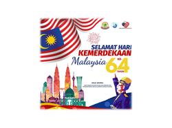SELAMAT HARI KEMERDEKAAN MALAYSIA
