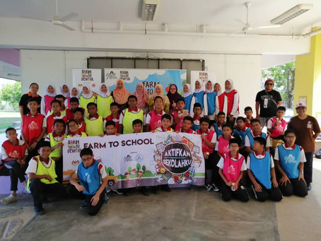 PROGRAM FARM TO SCHOOL BERSAMA FARM FRESH