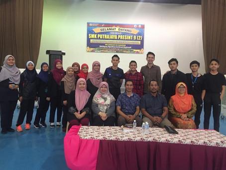KEM KEPIMPINAN PENGAWAS SMK PUTRAJAYA PRESINT 9(2)