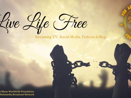 "Live Life Free ""Sex Trafficking Around The World"""