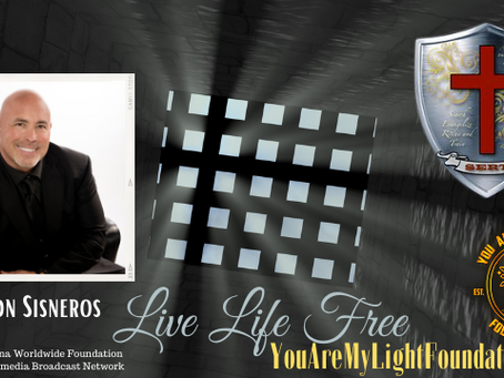 Live Life Free featuring Special Guest Jason Sisneros