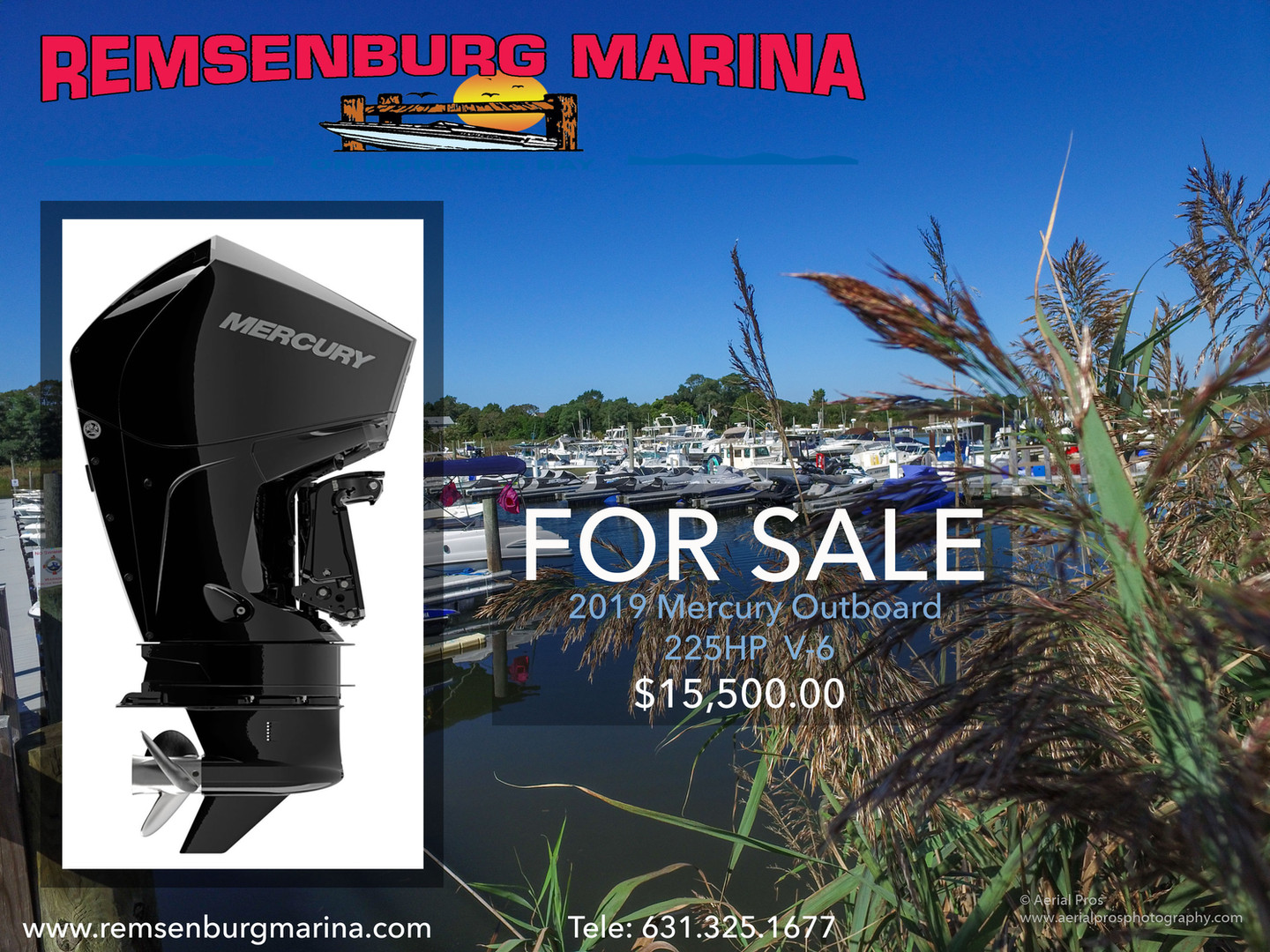 2019 Mercury Outboard For Sale-02282020.