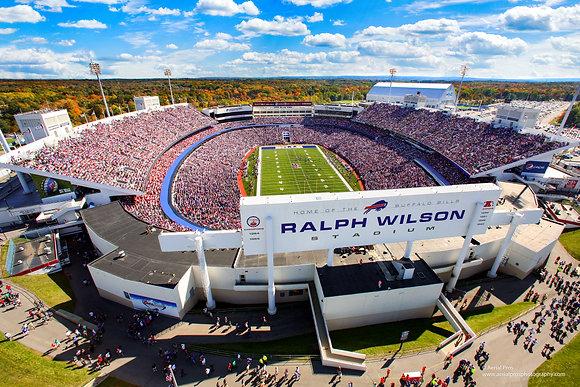 Buffalo Bills Stadium- #8
