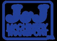 J&J Logo-Blue Transparent Background.png