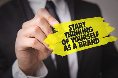 Start Thinking of Yourself as a Brand.jp