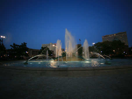 Logan Circle - Philadelphia, PA
