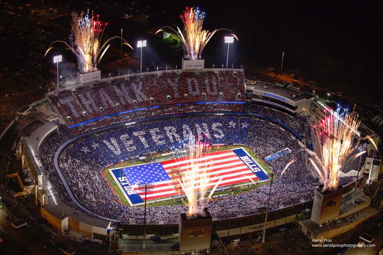 Buffalo Bills Stadium - Orchard Park, NY