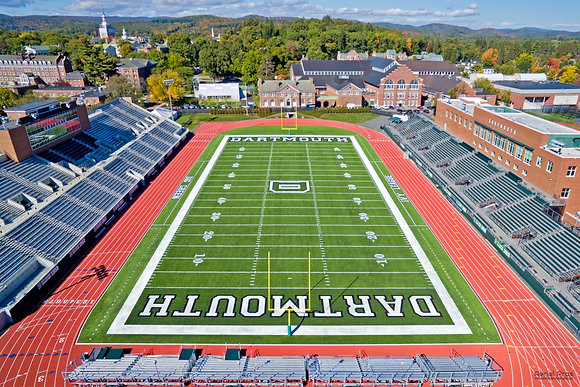 DartmouthCollege Football Stadium (End zone)