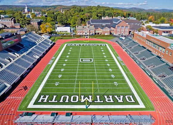 DartmouthCollege Football Stadium (End zone)