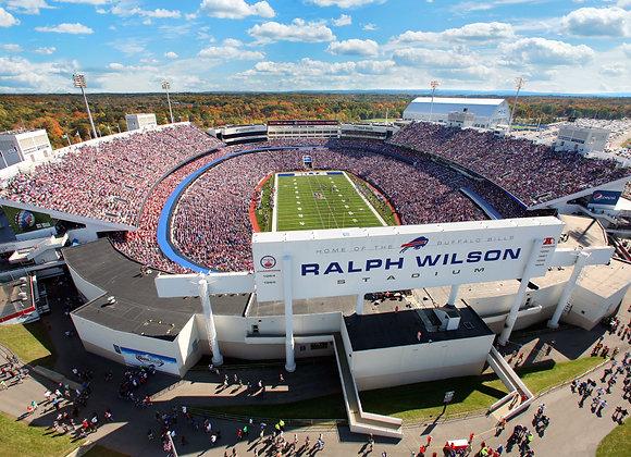 Ralph Wilson Stadium Entrance