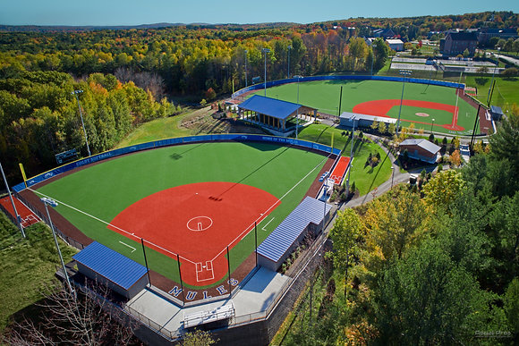 Colby College Softball Facility