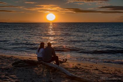 Sunset Beach- Montauk, NY