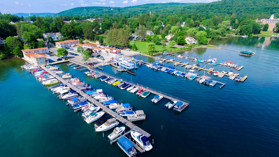 Lake Front Restaurant- Cooperstown, NY