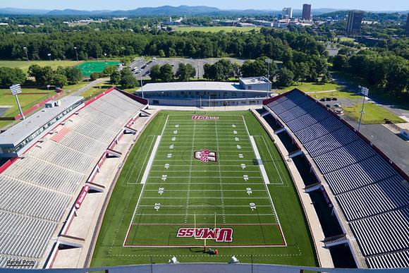 UMass Football Stadium