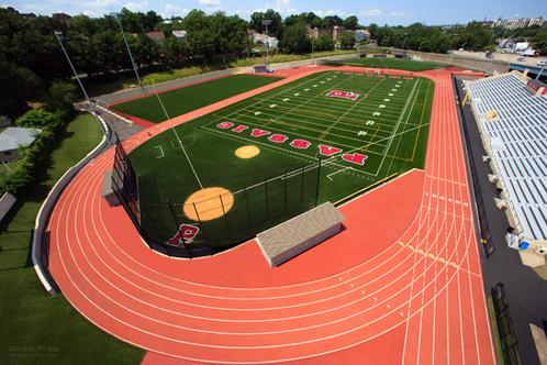 Boverini Stadium Aerial Pros Drone Aerial Photography