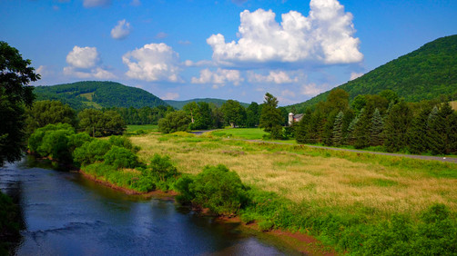 Catskill Mountain Foothills