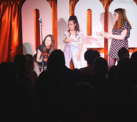 EXTREME Comedy show - Glee Comedy Nottin