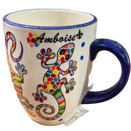 "Mug ""Salamandre"""