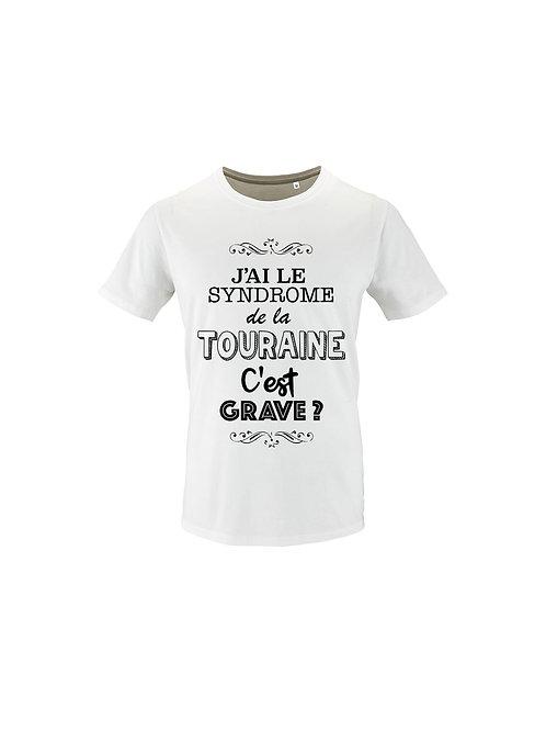 """Tee-Shirt """"Le Syndrome de la Touraine"""""""