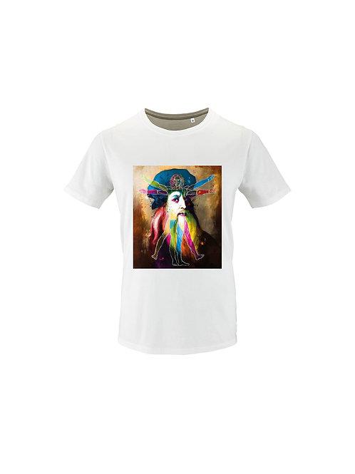 """Tee-Shirt """"Pop'Art Léonard """""""