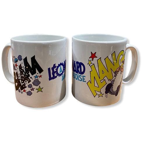 """Mug """"Klang BD Léonard """""""