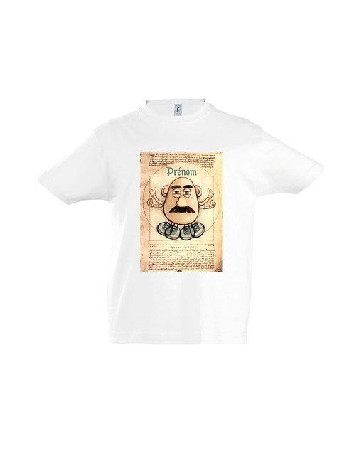"Tee-Shirt ""Mr Patate"""