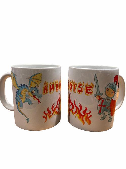 "Mug ""Chevalier - Dragon"""