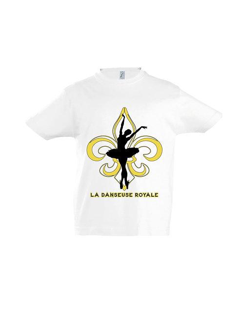 "Tee-Shirt ""Danseuse Royale"""