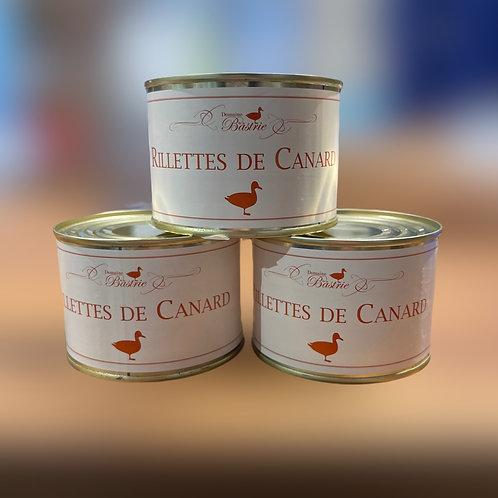 Rillettes de Canard-Domaine de La Bastrie