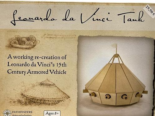 "Maquette tank ""Léonardo Da Vinci"""